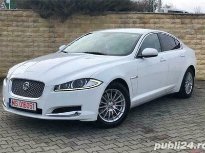 second-hand Jaguar XF 2012