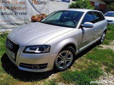 second-hand Audi A3 2011 hatchback 4usi 1.6tdi 105cp euro5 clima xenon parc auto