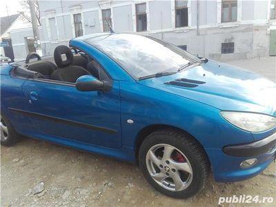 second-hand Peugeot 206 CC sau schimb