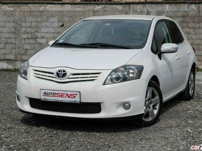 second-hand Toyota Auris 2010 Raport AutoDNA gratuit - revizie gratuita