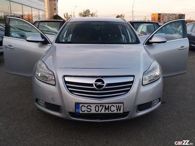 second-hand Opel Insignia 2011 2.0 d 160 cai CUTIE AUTOMATA clima pilot