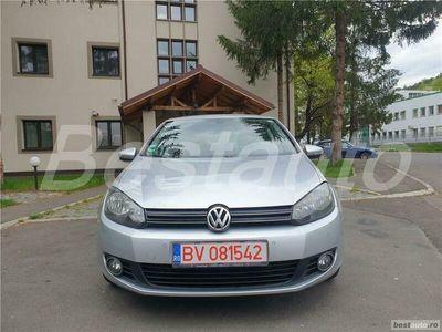 second-hand VW Golf VI Benzina km 169000.carte servis ,vopsea originala