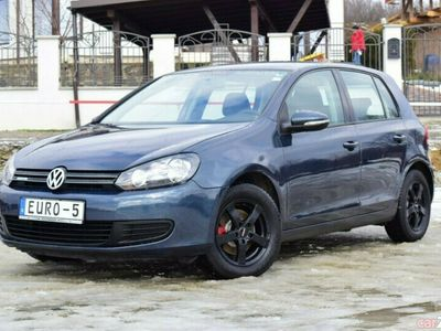 second-hand VW Golf VI 1.4 Benzina an 2010 Euro 5