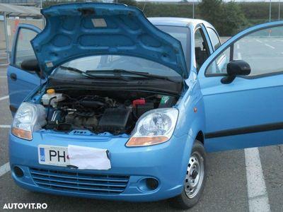 second-hand Chevrolet Spark