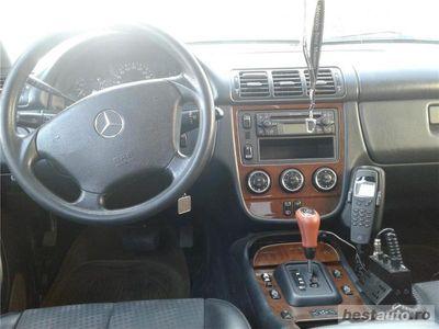 second-hand Mercedes ML270 2700