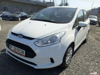 second-hand Ford B-MAX 2017