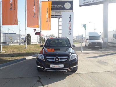 second-hand Mercedes GLK220 BlueTec 4MATIC A-Edition Aut.