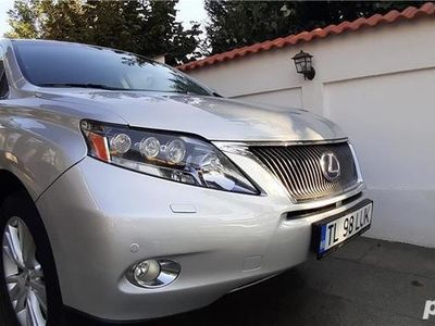 second-hand Lexus RX450h