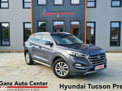 second-hand Hyundai Tucson 2.0