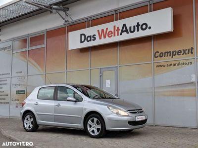 used Peugeot 307 1,6 16V XS