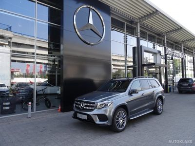 second-hand Mercedes GLS350 d 4MATIC