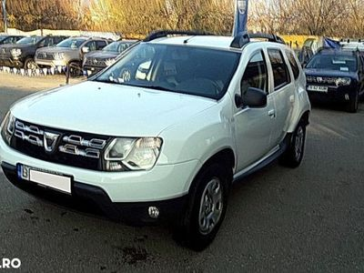 brugt Dacia Duster 2016