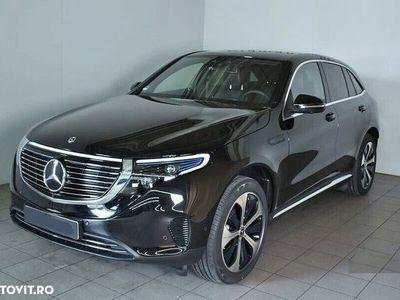 second-hand Mercedes EQC