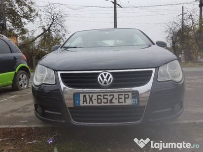 second-hand VW Eos 2.0 TDI An 2009