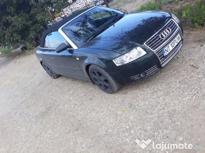 second-hand Audi A4 Cabriolet 2.5d 2004