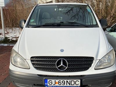second-hand Mercedes Vito 109 CDI