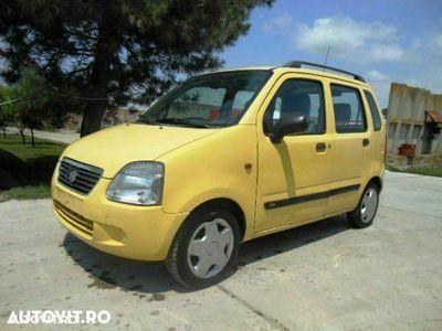 second-hand Suzuki Wagon R+