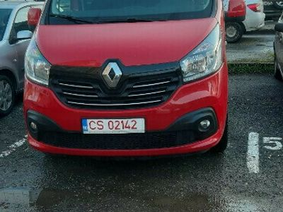 second-hand Renault Trafic 8+1,an fabr. 2017