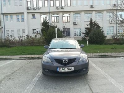 second-hand Mazda 3 2008 benzina si GPL