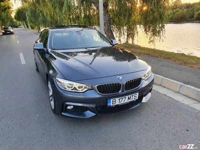 second-hand BMW 420 Seria 4 Coupe D M Packet automata Euro 6