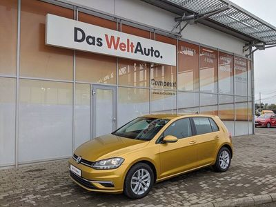 second-hand VW Golf Comfortline 1.6 TDI DSG