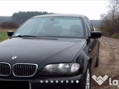 second-hand BMW 320 D 6 trepte 150 cp piele