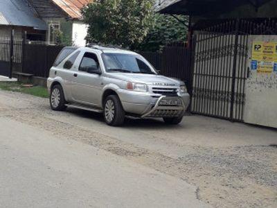 brugt Land Rover Freelander 2.0