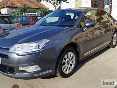 used Citroën C5 face-lift led 1.6 hdi navigatie color an fab.2012