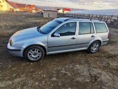 second-hand VW Bora 1.9 tdi cu fiscal