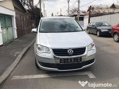 second-hand VW Touran Euro 5
