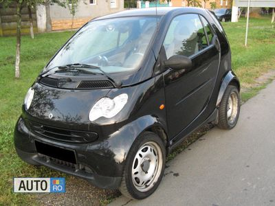 second-hand Smart ForTwo Coupé 2003