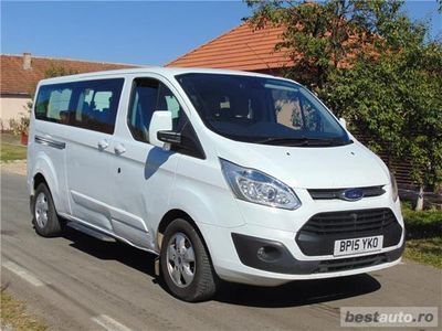 second-hand Ford Custom TransitTourneo - an 2015