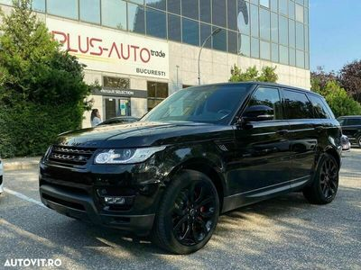 second-hand Land Rover Range Rover Sport din 2016
