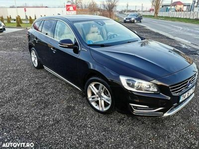 second-hand Volvo V60 D6