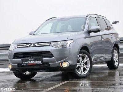 second-hand Mitsubishi Outlander