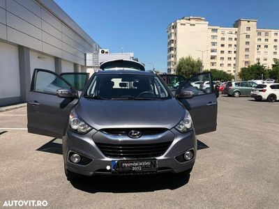second-hand Hyundai ix35 MK2