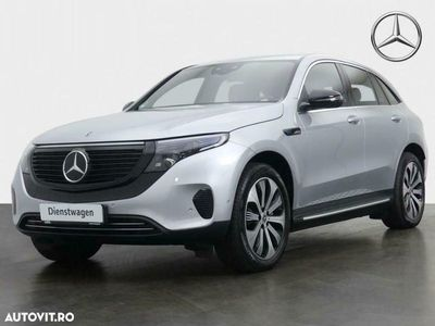 second-hand Mercedes EQC