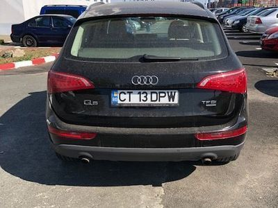 second-hand Audi Q5 fabricatie 2011
