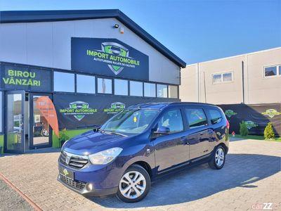 second-hand Dacia Lodgy Autoturisme verificate tehnic/garantie/livrare