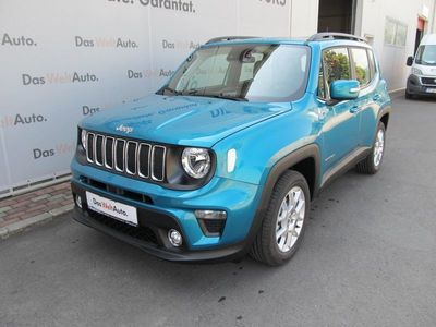 second-hand Jeep Renegade 1,0 MultiAir T3 FWD 6MT 120 Longitude