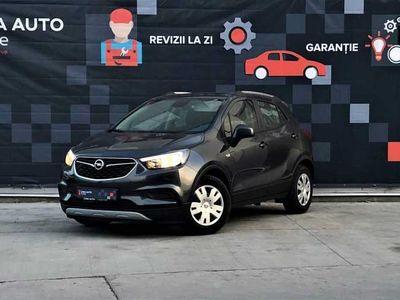 second-hand Opel Mokka X 2017 1.6 Benzina EURO 6