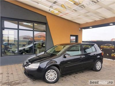 second-hand VW Golf V an:2008 = navigatie mare = klima = geamuri electrice = autohaus vindem si in RATE