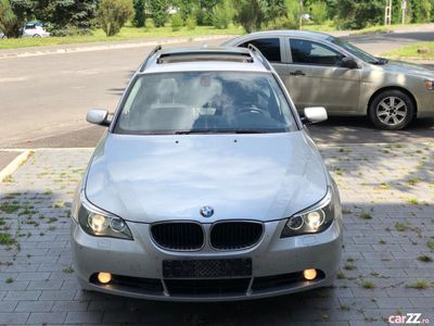 second-hand BMW 525 d breck,Panoramic,Navi mare,Fab 2006