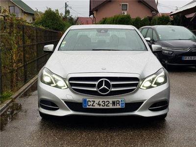 second-hand Mercedes E250 CDI