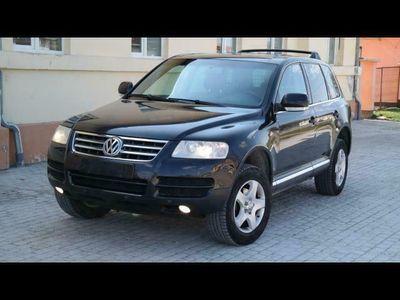 second-hand VW Touareg - an 2005, 2.5 tdi (Diesel)