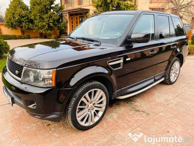 second-hand Land Rover Range Rover Sport 2011