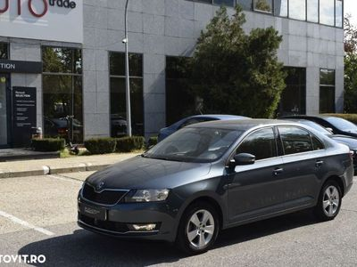 second-hand Skoda Rapid din 2018