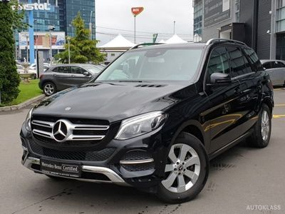second-hand Mercedes GLE350 d 4MATIC