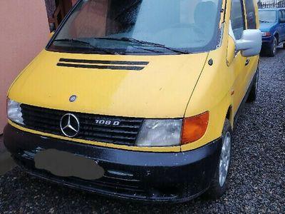 second-hand Mercedes Vito 2.2cdi 2001
