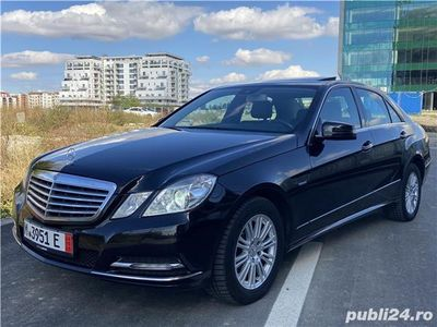 second-hand Mercedes E220 Elegance 2012 Euro5 Automatic